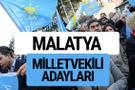 Malatya İyi Parti milletvekili adayları YSK kesin isim listesi