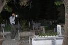 Çorum'da mezarlıkta ağlayan kız! Bu kez polis de gördü ve...