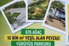 İBB Şişli'ye dev şehir parkı yapıyor!