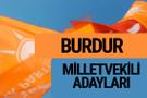 AKP Burdur milletvekili adayları 2018 YSK AK Parti kesin listesi