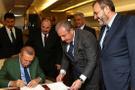 Erdoğan Cumhur İttifakı Protokolü'nü imzaladı