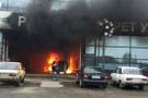 AVM'de yangın çıktı: 200 kişi tahliye edildi