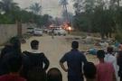 Gazze'de patlama! 5 Filistinli hayatını kaybetti