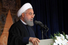 Ruhani'den Trump'a jet cevap!