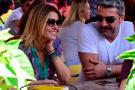 Gülben Ergen ile sevgilisi Burak Törer'den aşk dolu kahvaltı