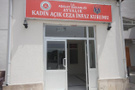 Ayvalık Altınova'daki hastane kadın açık cezaevi oldu