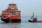 Yalova'da Norveç için arabalı feribot üretildi