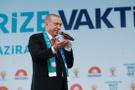 Cumhurbaşkanı Erdoğan Rize'de iftara katıldı