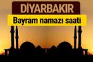 Diyarbakır bayram namazı vakti kaçta 2018 diyanet saatleri