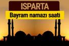Isparta bayram namazı vakti kaçta 2018 diyanet saatleri