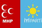 MHP'den şok iddia! İYİ Parti intikam için HDP'yle...