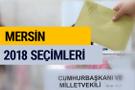 Seçim sonuçları 2018 YSK Mersin seçim oy sonucu