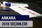 Ankara oy oranları partilerin ittifak oy sonuçları 2018 - Ankara