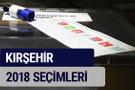 Kırşehir oy oranları partilerin ittifak oy sonuçları 2018 - Kırşehir