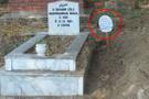 Mezarlıkta kan donduran görüntü!