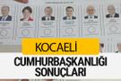 Kocaeli Milletvekilleri 27. dönem 2018 Kocaeli  Seçim Sonucu