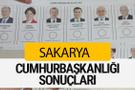 Sakarya Milletvekilleri 27. dönem 2018 Sakarya Seçim Sonucu