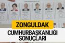 Zonguldak Cumhurbaşkanlığı seçim sonucu 2018 Zonguldak sonuçları