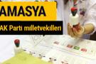 AK Parti Amasya Milletvekilleri 2018 - 27. dönem AKP isim listesi