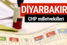 CHP Diyarbakır Milletvekilleri 2018 - 27. dönem Diyarbakır listesi