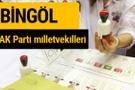 AK Parti Bingöl Milletvekilleri 2018 - 27. dönem AKP isim listesi