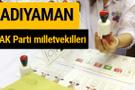 AK Parti Adıyaman Milletvekilleri 2018 - 27. dönem AKP isim listesi