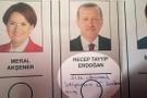 Oy pusulasında Erdoğan'a not bırakan kadın ortaya çıktı