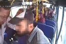 Otobüste dehşet! Keserle saldırmak istedi şoför hayatını kaybetti