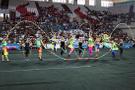 Yaz Spor Okulları'na renkli açılış