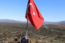 24 Haziran öncesi o bayrak Kandil'e dikilir