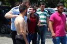 Haliç'teki iddialaşma kötü bitti sinir krizi geçirdi