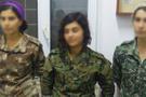 Teslim kadın teröristlerden bomba itiraflar!