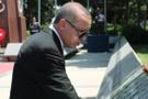 Cumhurbaşkanı Erdoğan Bakü'de Türk Şehitliği'ni ziyaret etti
