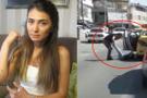 Tartıştığı kadını araçtan atan taksicinin cezası belli oldu