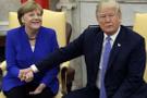 Trump NATO toplantısında Almanya'yı topa tuttu