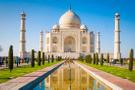 Hindistan'da Tac Mahal'in bakımını yapmayan yerel yönetim topa tutuldu