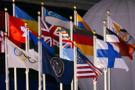 Neden hiçbir ülkenin bayrağında mor renk yok?