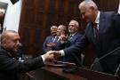 Erdoğan TBMM Başkanı seçilen Yıldırım'ı tebrik etti