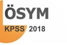 ÖSYM giriş KPSS lisans sınav giriş belgesi alma ekranı