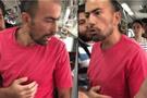 Tacizci metrobüste suçüstü yakalandı
