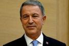 Milli Savunma Bakanı Akar'dan bedelli mesajı