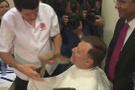 OHAL bitti, CHP'li Atıcı sakalını kesti