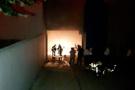Bakırköy'de CNR Expo Fuar Merkezi'nde yangın