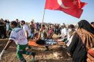 İsrail'den alçak saldırı! Şehit haberi geldi