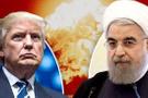 Trump'tan Ruhani'ye ağır tehdit! Tarihte daha önce görülmemiş
