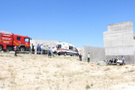 Karaman'da trafik kazası: 3 ölü 3 yaralı