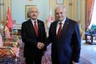Kılıçdaroğlu TBMM Başkanı Yıldırım ile görüştü