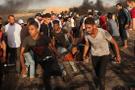 İsrail'den Gazze'ye saldırı: 3 ölü 1 yaralı