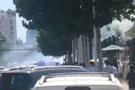 ABD Büyükelçiliği önünde patlama!
