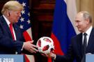 Putin'in Trump'a hediye ettiği futbol topundan 'çip' çıktı